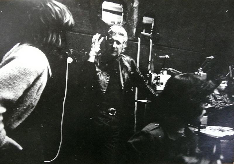 Frans Zwartjes en de Cineworkshop, ca 1970-1974