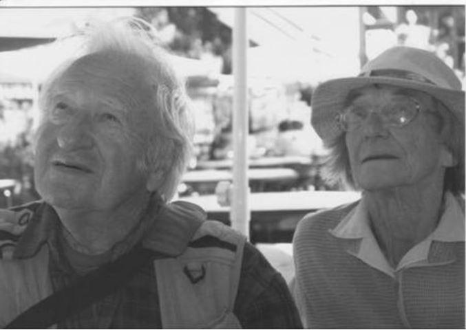 Leon Zeldenrust en Adèle de Beaufort, 2006, foto Ruud van der Lem