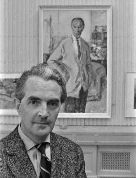 Hessel de Boer 1963 (foto Jacques Klok)