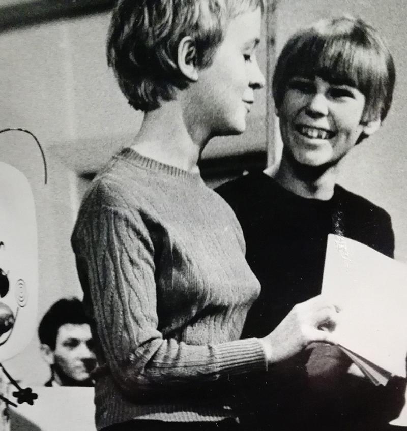 Judith Bos en Gerda van Drunen