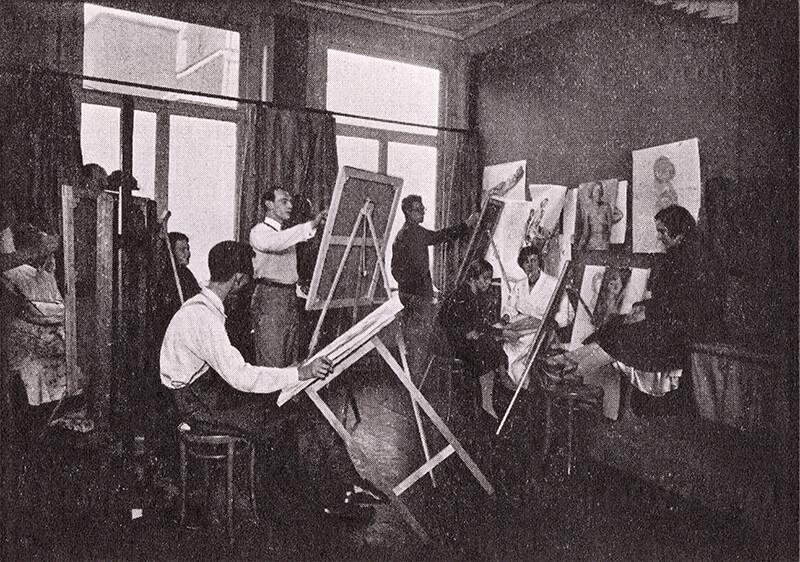 Vrije Studio 1933