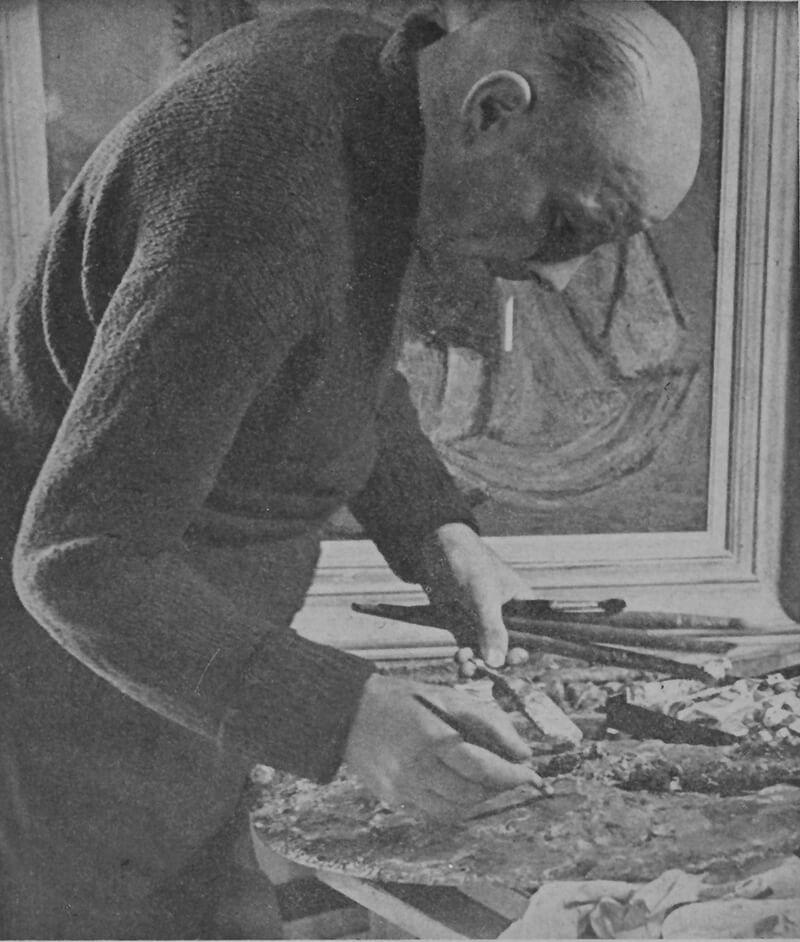 Jan van Heel, 1948