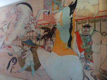 De droom van een circusartiest (Nol Kroes)