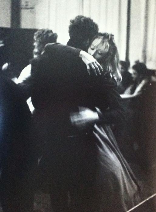 Dansavond Vrije Academie, 1954 (Ed van Wijk)