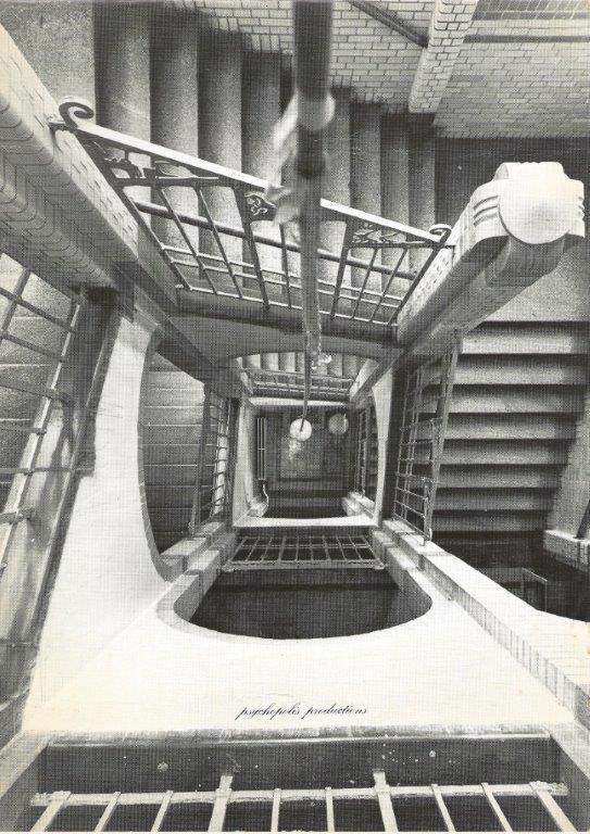 Trappenhuis (George Lampe)