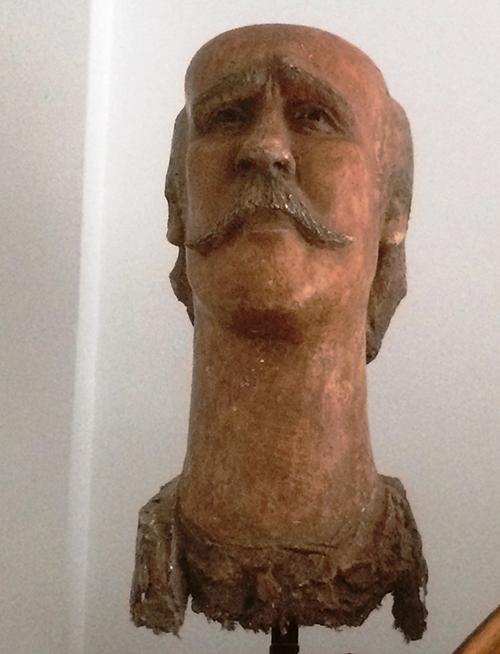 Portret Aart van den IJssel (Rudi Rooijackers)