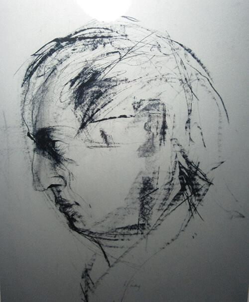 Werkschets (Angèle Bakkum)