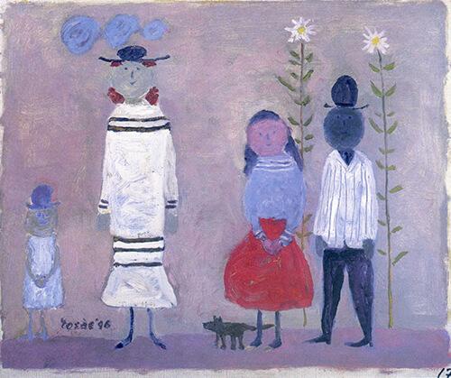 De familie (Jan Roëde, 1946)
