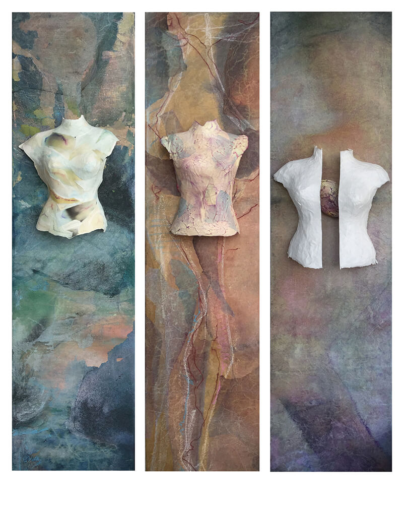 3 torso's (Cea Maat)