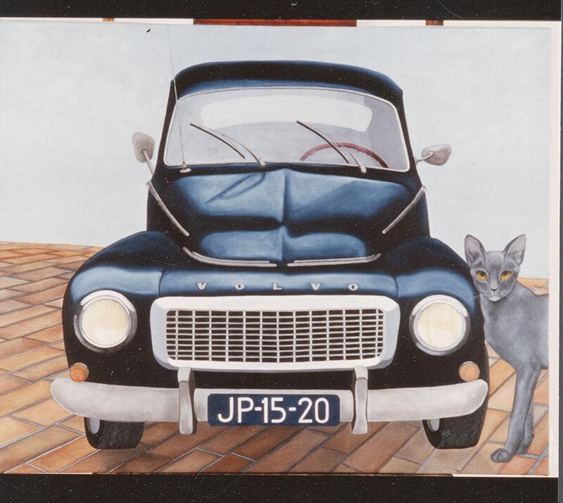 Volvo (Conny Dénis)