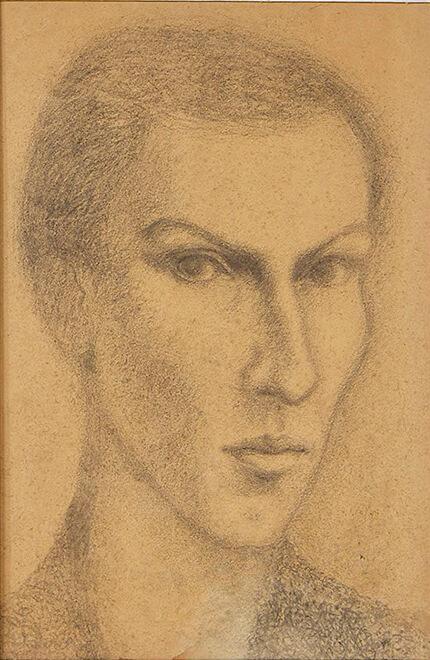 Zelfportret (Jan Olyslager)