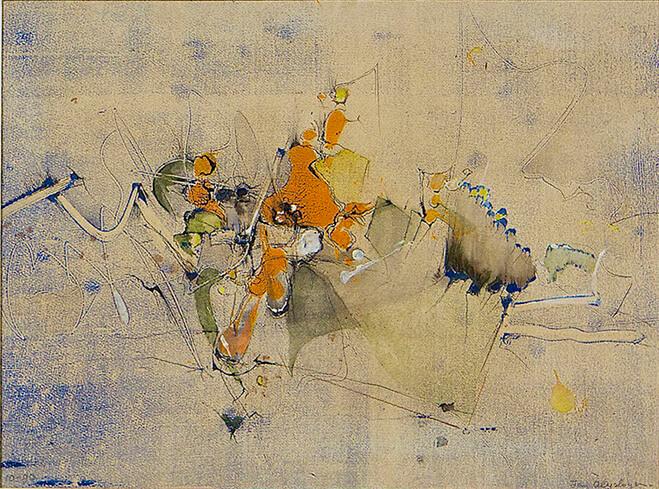 Zonder titel (Jan Olyslager, 1990)