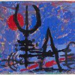 Compositie (George Lampe, 1958 - Kunstmuseum Den Haag)