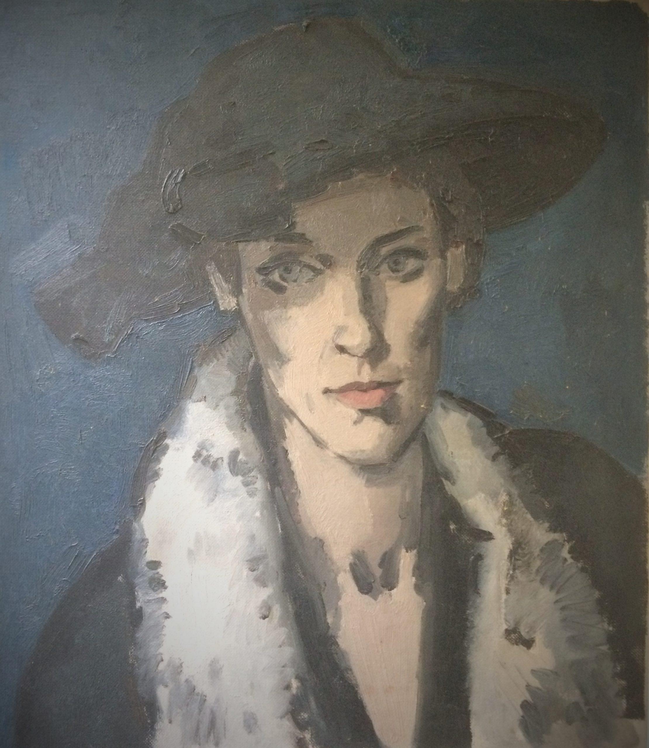 Glamourportret van Lisette van Meeteren (Hessel de Boer)