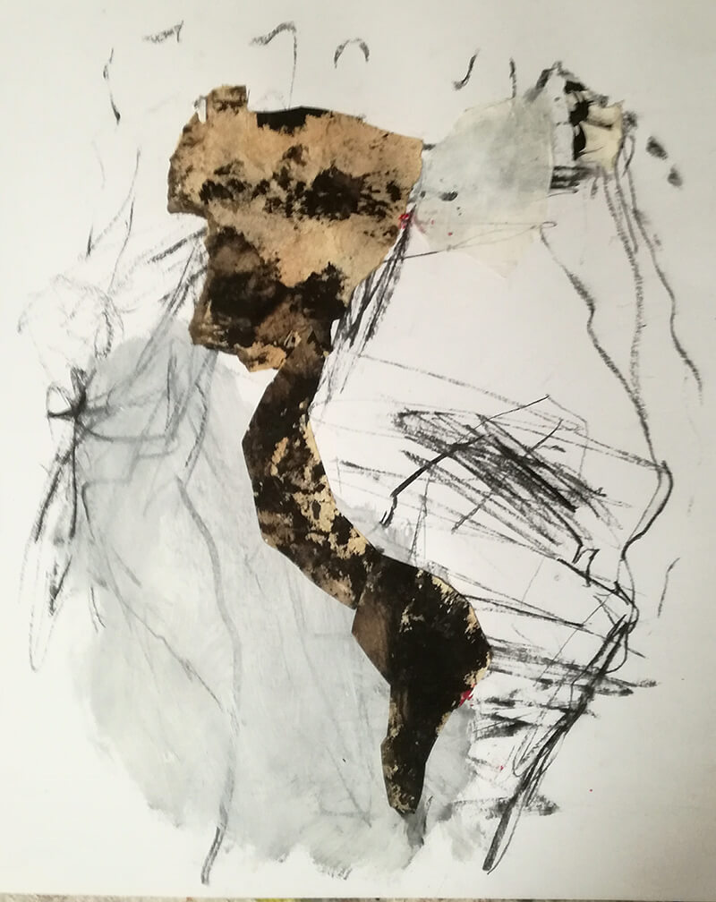 Werk uit 2019 (Josephine Verbist)