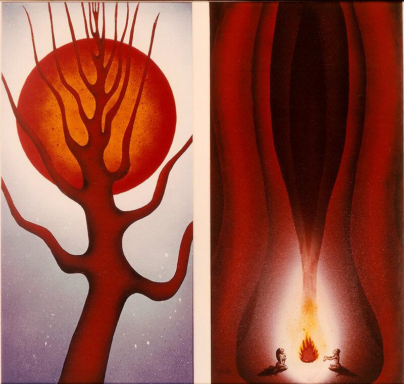 Life tree (Ruud Aarbodem)