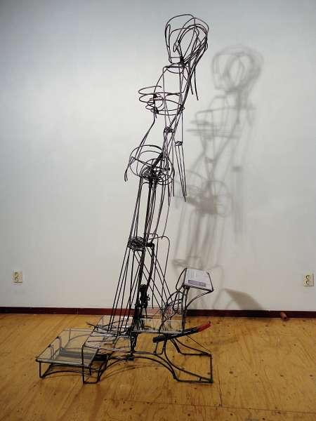 Nude descendent un escalier (Peter van Loon)