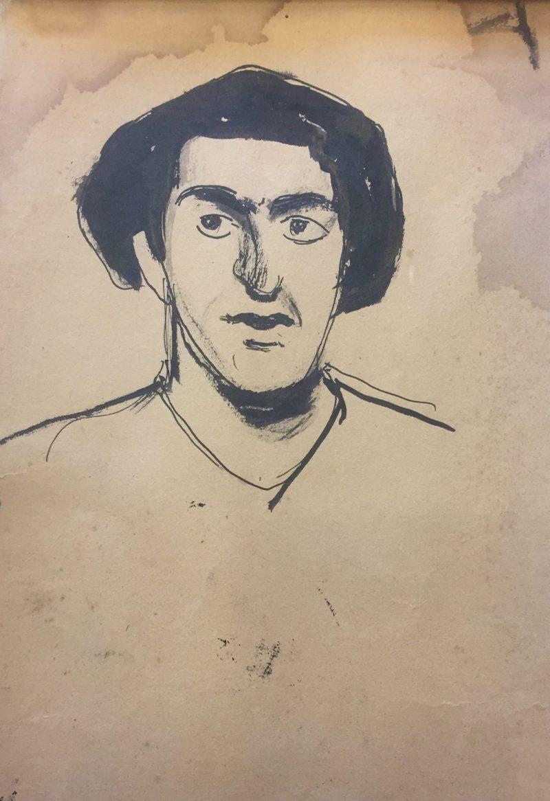 Leo Zeldenrust (Piet Nieuwenhuijsen, ca 1949)