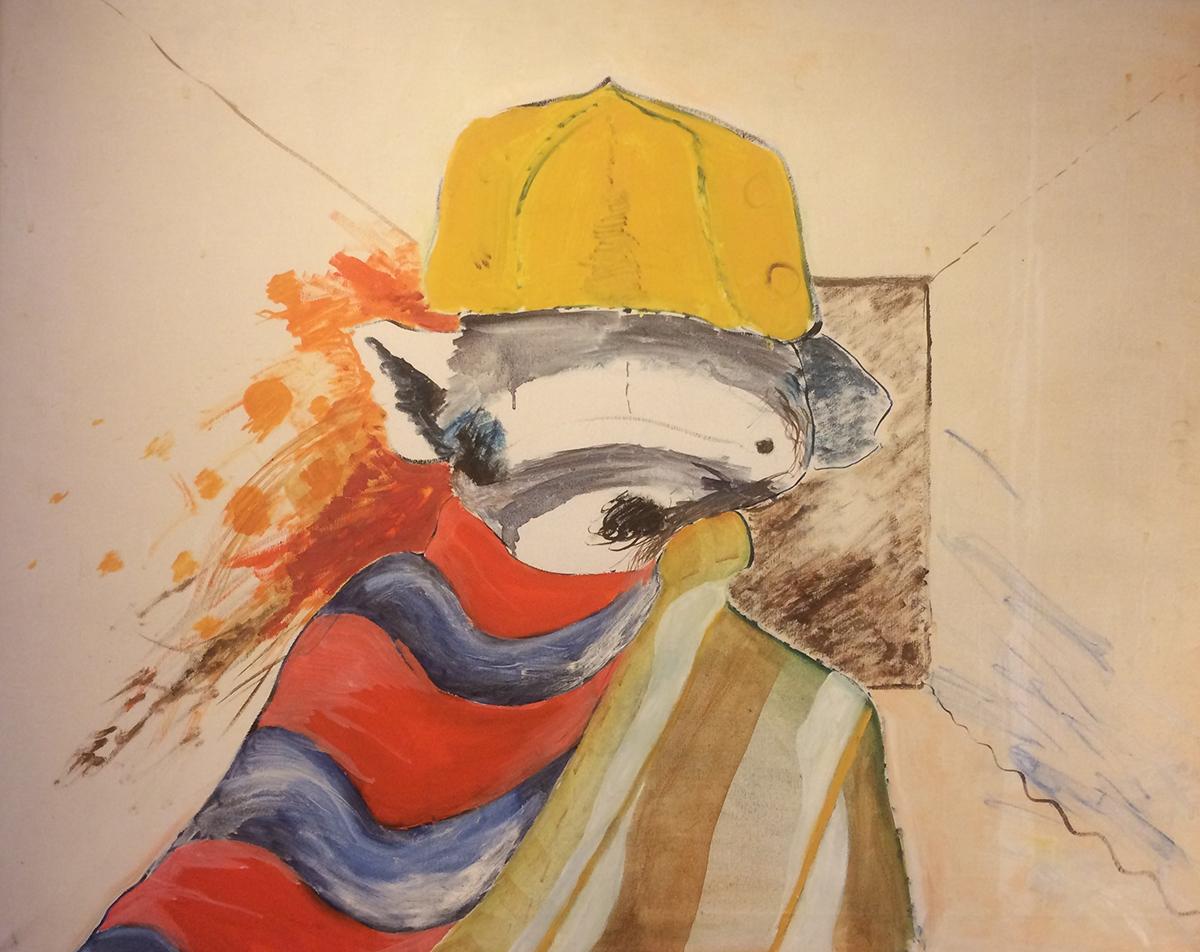 Portret (Jaap Kuijpers, 1969)