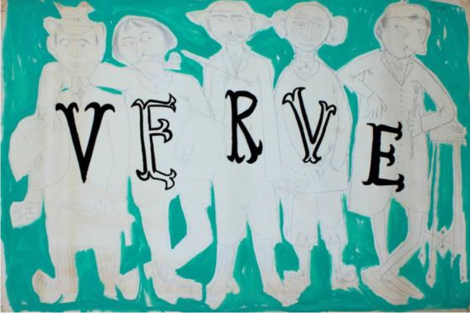 Affiche Verve (Hermanus Berserik)