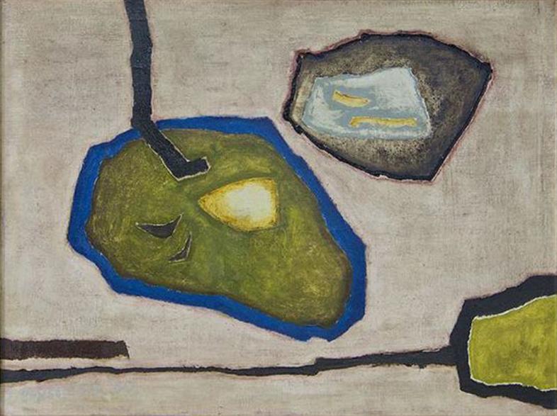 Zonder titel (Jan Olyslager,1960)