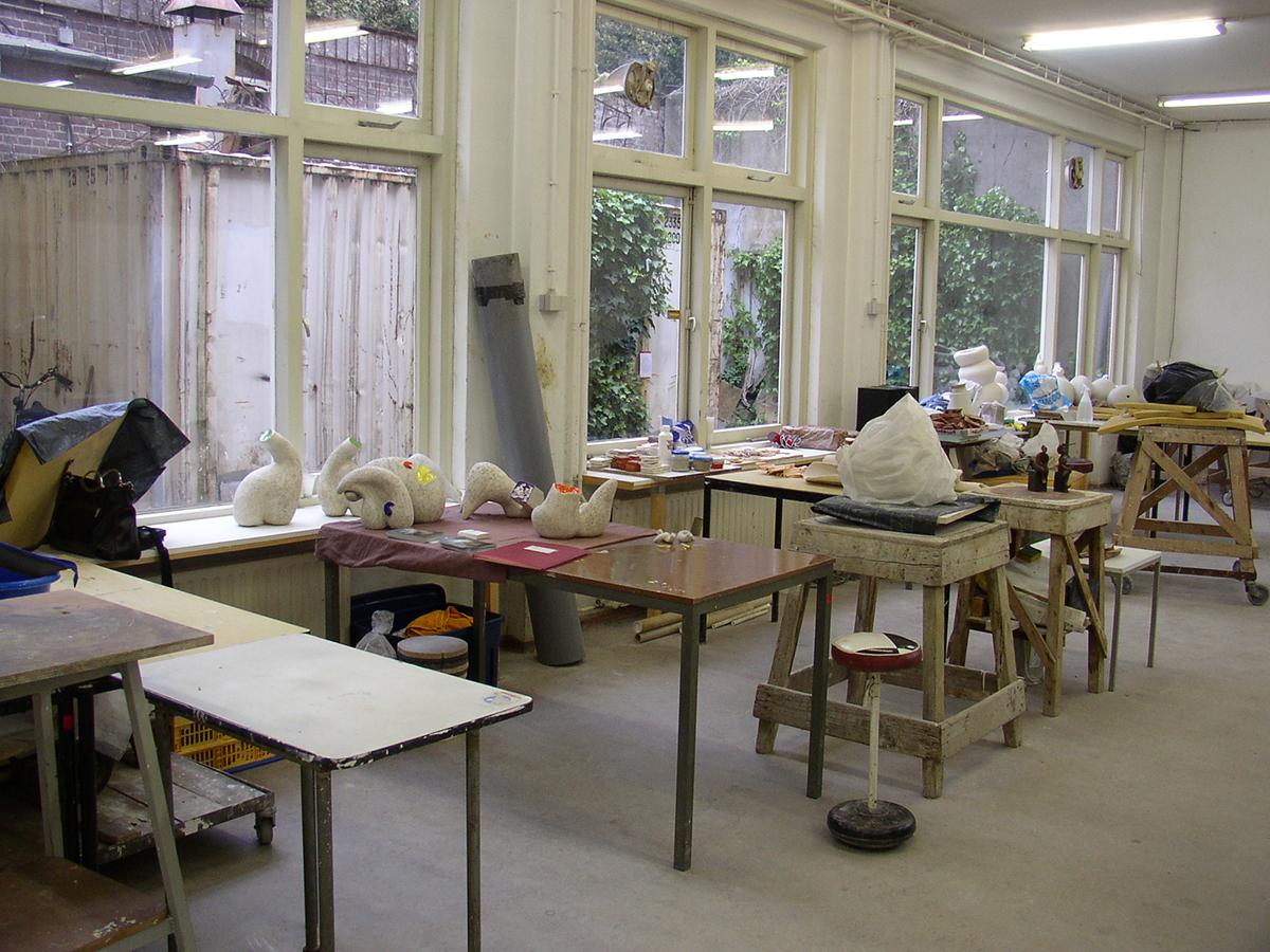 Open Dag Keramiekafdeling (29 mei 2004)