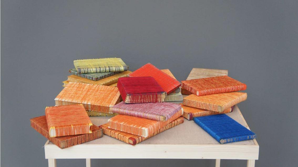 De gele boeken van Vincent (Christina Corido, 2013)