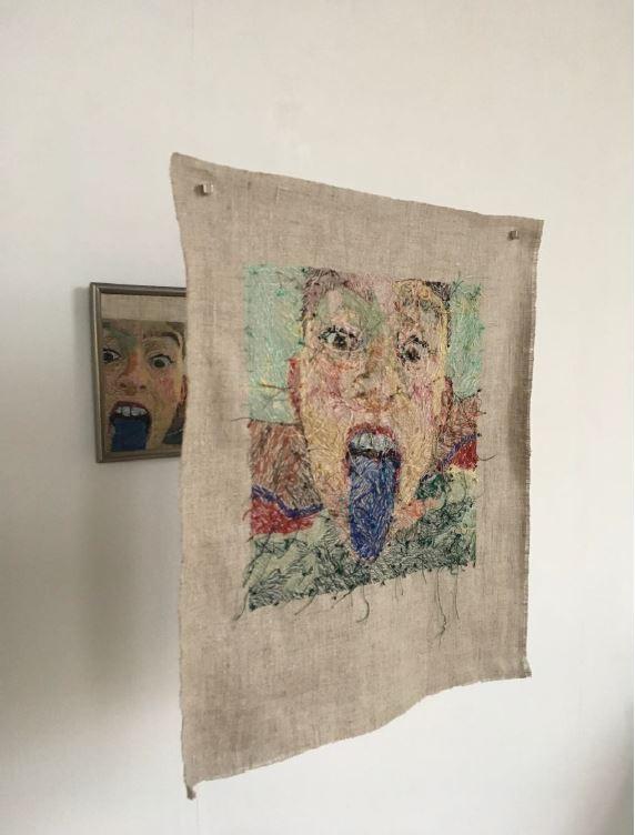 Show me your blue tongue (Christina Coridou, 2019)