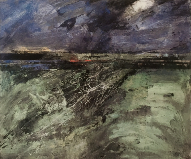 Landschap (Ber Mengels, 1994)
