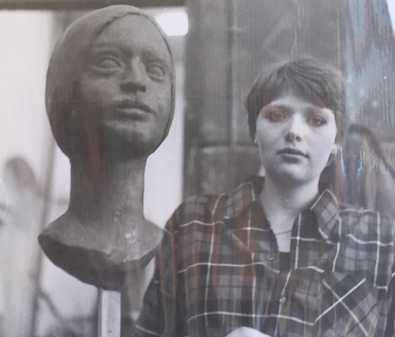 Jacqueline Stubenitsky (foto Renske Morks, 1977)