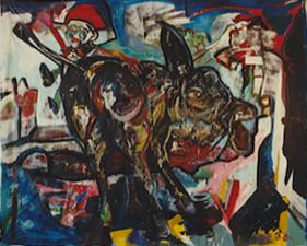 Gouden ezel (Vic Boissevain, 1984)